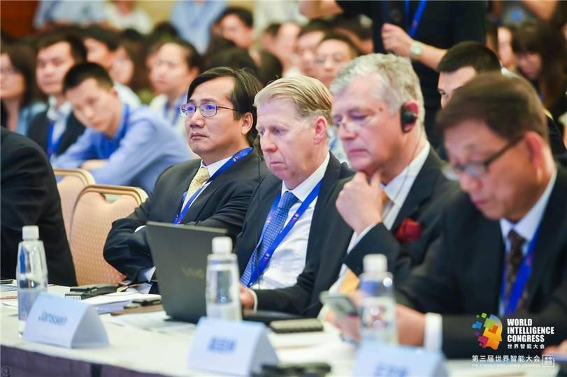 人工智能发展与法治保障高峰论坛-现场图片